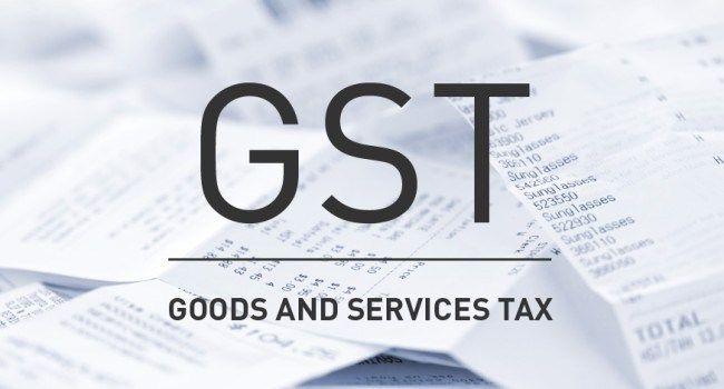 GST ở sân bay (Good service tax)