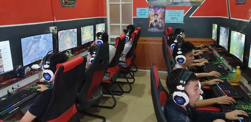 Gaming Center Vsip