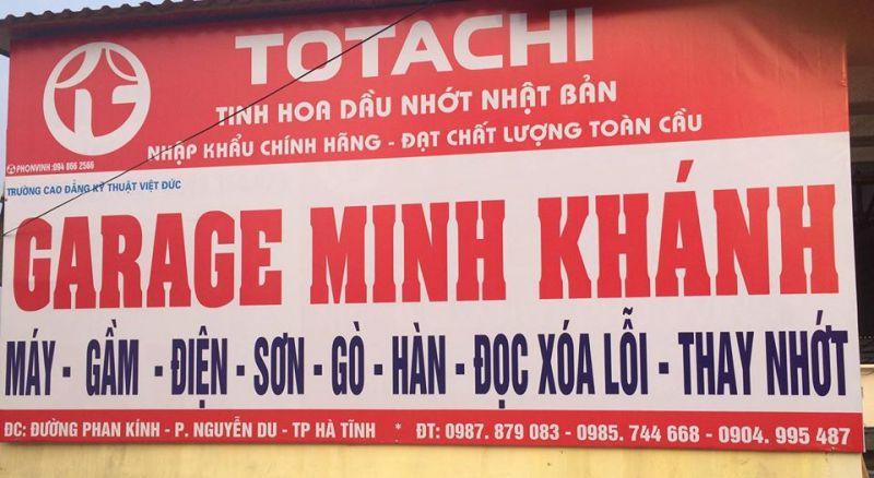 Gara Minh Khánh