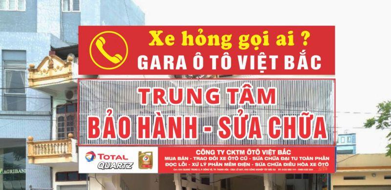 Gara Ô Tô Việt Bắc