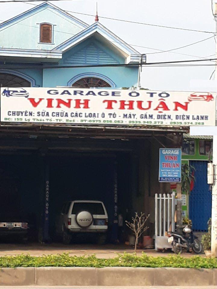 Gara Ô Tô Vinh Thuận