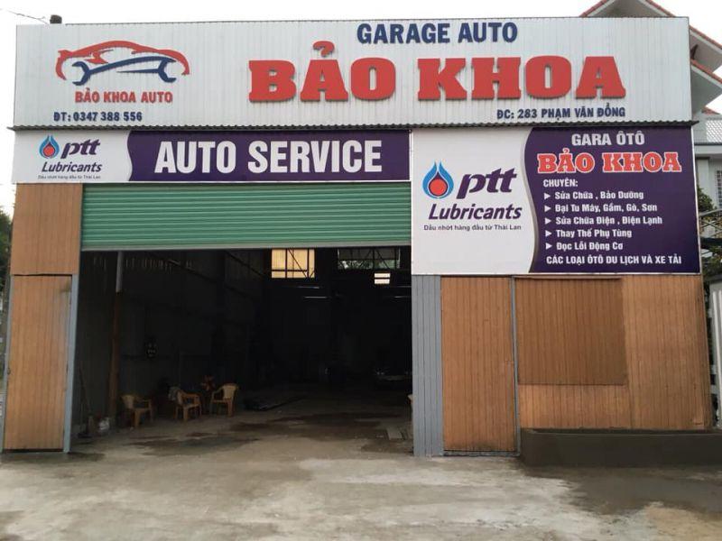Garage Auto Bảo Khoa