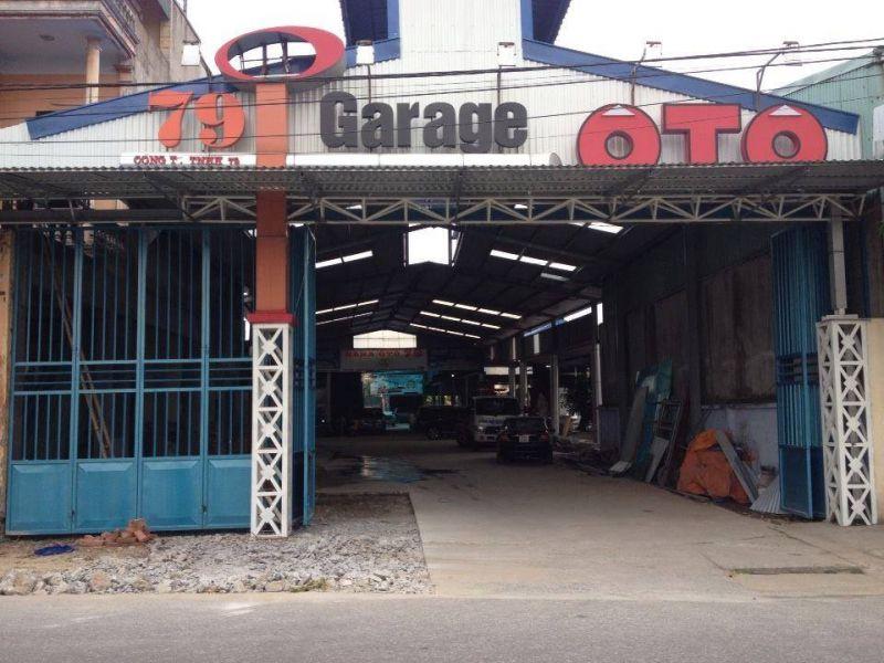 Garage Ô tô 79