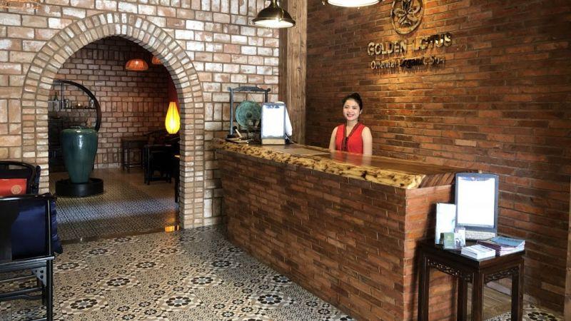 Golden Lotus Oriental Organic Spa & Nail