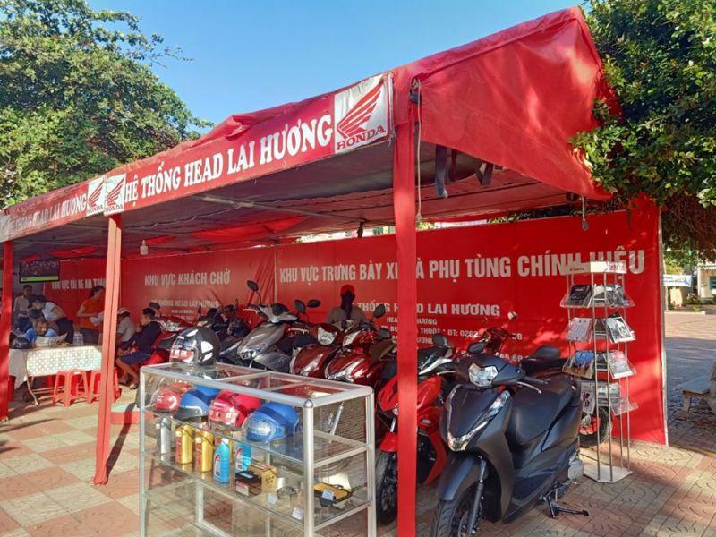 Head Lai Hương