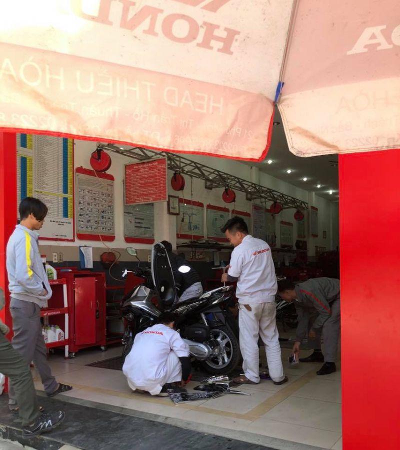 Head xe máy Honda Vĩnh Tường