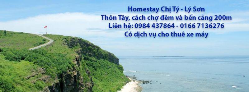 Homestay Chị Tý - Lý Sơn