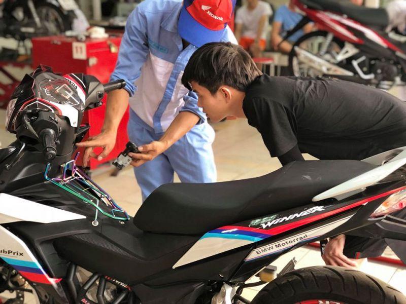 Honda Cao Sơn