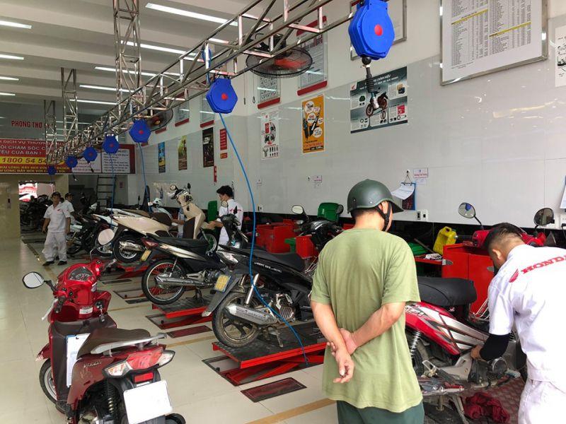 Honda Định Hóa