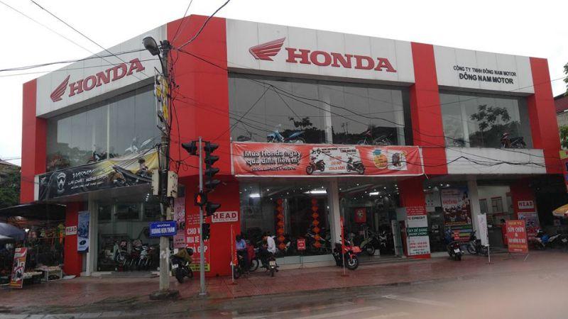 Honda Head Đông Nam Motor - Bích Động, Việt Yên, Bắc giang