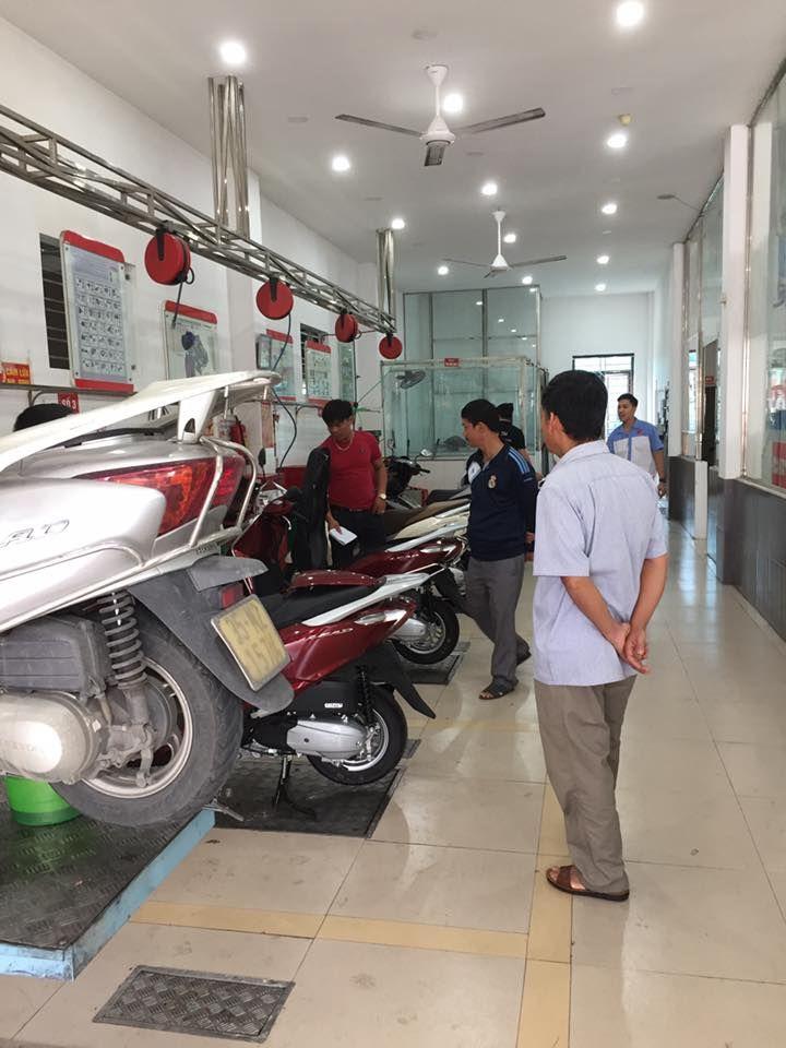 Honda Liên Đá