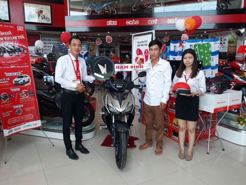 Honda Nam Bình Cà Mau