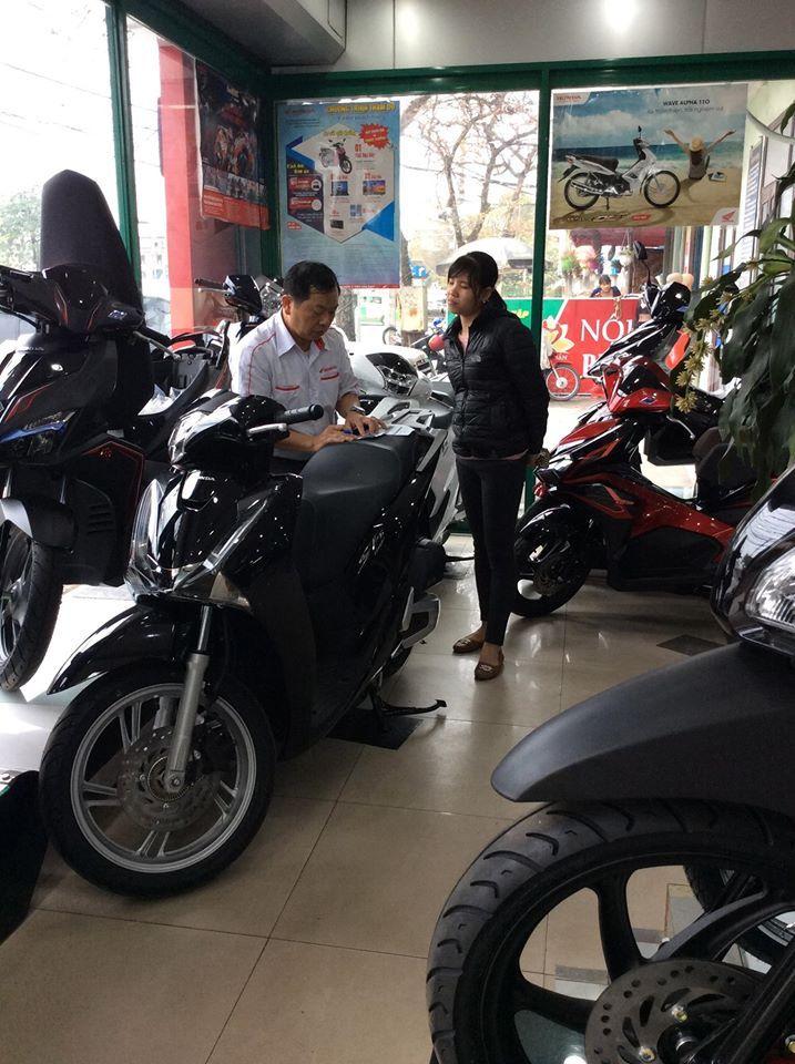 Honda Tân Ngọc Anh