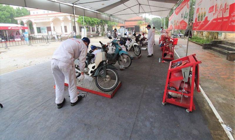Honda Việt Long