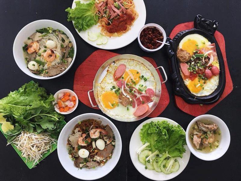Hủ tiếu Nam Vang Trần Phú
