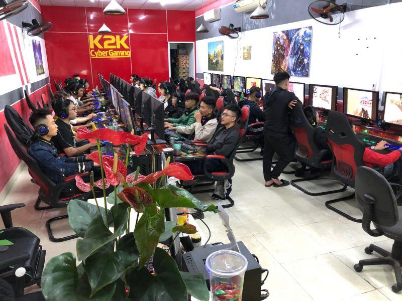 K2K Cyber Gaming