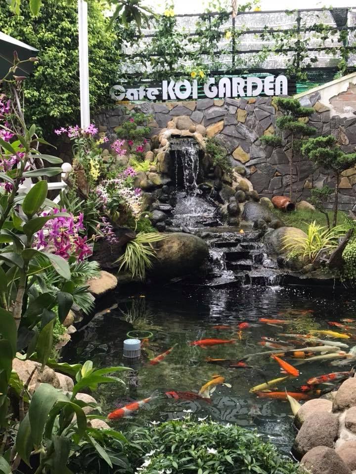 KOI Garden Coffee Tây Ninh