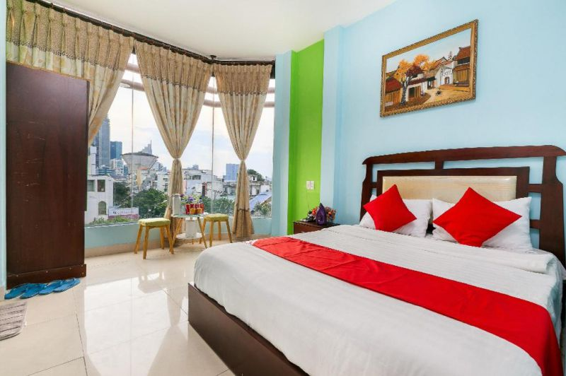 Khách Sạn Nhật Hoàng OYO 263