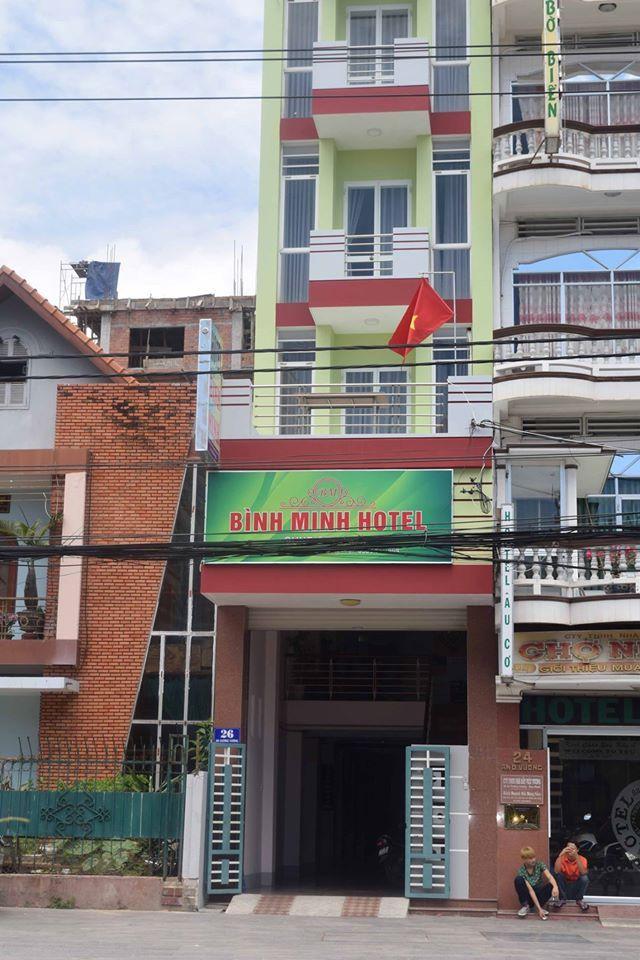 Khách sạn Bình Minh Quy Nhơn