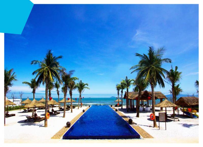 Khách sạn Cửa Đại Beach Hội An