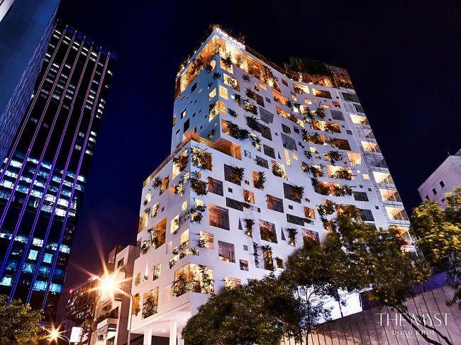 Khách sạn The Myst Đồng Khởi