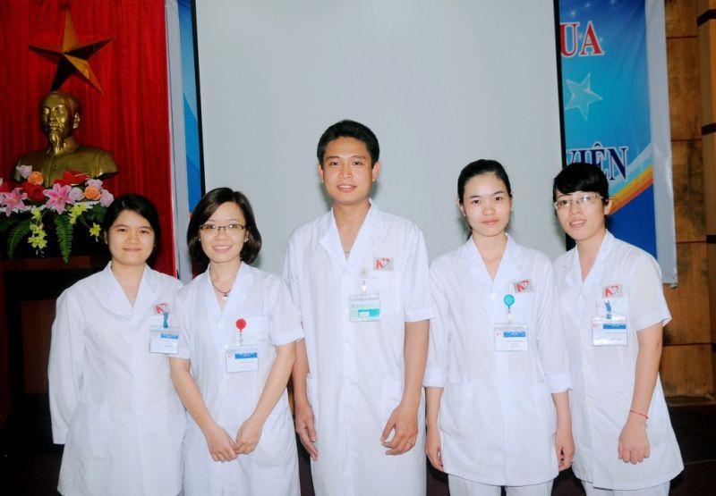 Khoa mắt - Bệnh viện đa khoa Kinh Bắc