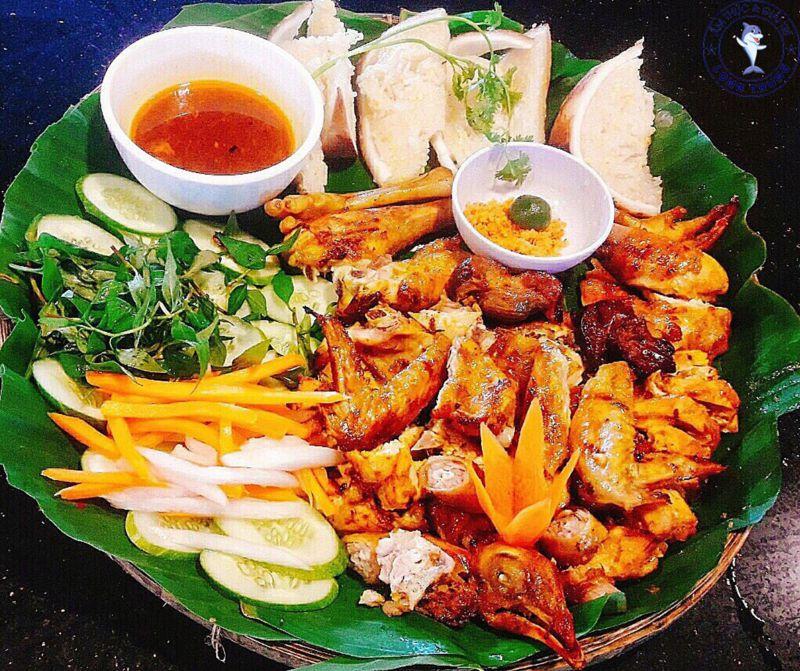Khu ẩm thực sinh thái Long Trung