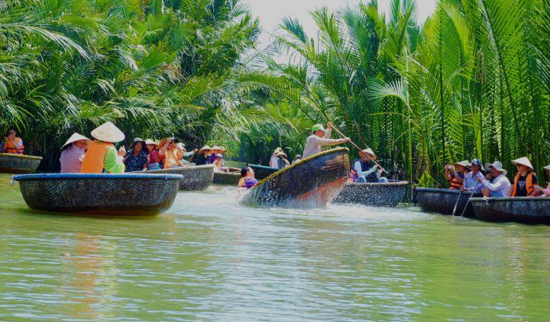 Khu chuyến du lịch sinh thái rừng dừa Hội An