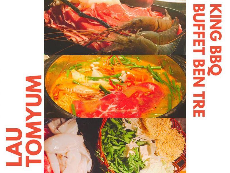 King BBQ Buffet - Chi nhánh Bến Tre