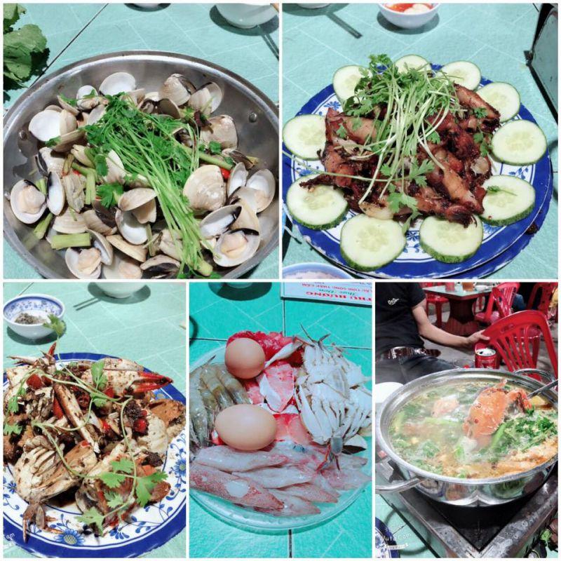 Lẩu Thu Hương