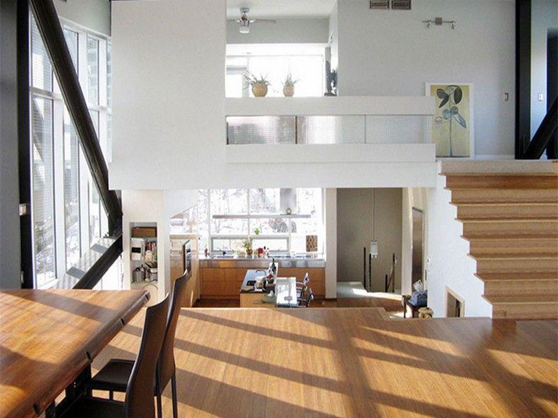 Lệch tầng: hiện đại