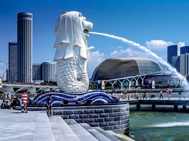 Lịch trình chuyến du lịch Singapore cơ bản