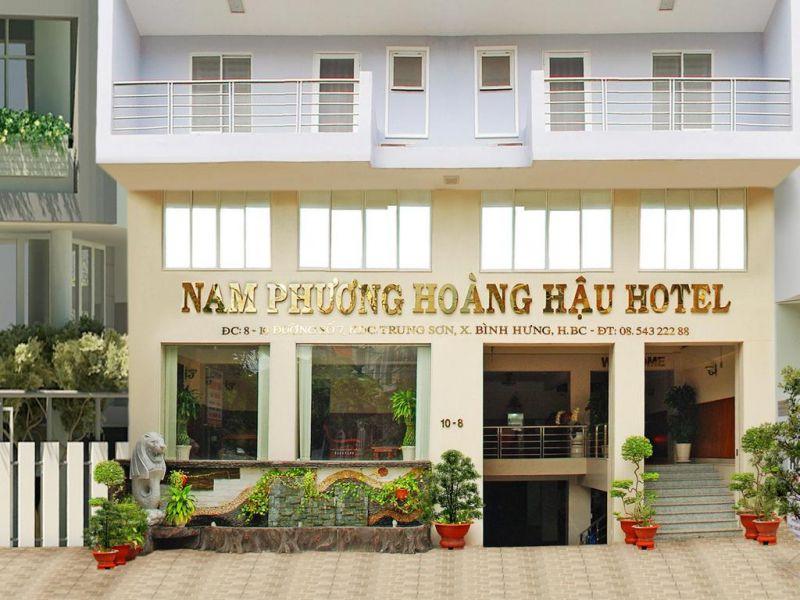 Nam Phương Hoàng Hậu Hotel