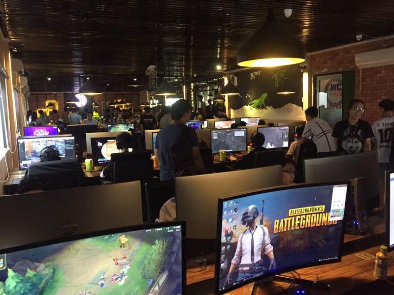 Nguyen Vu Cyber Game