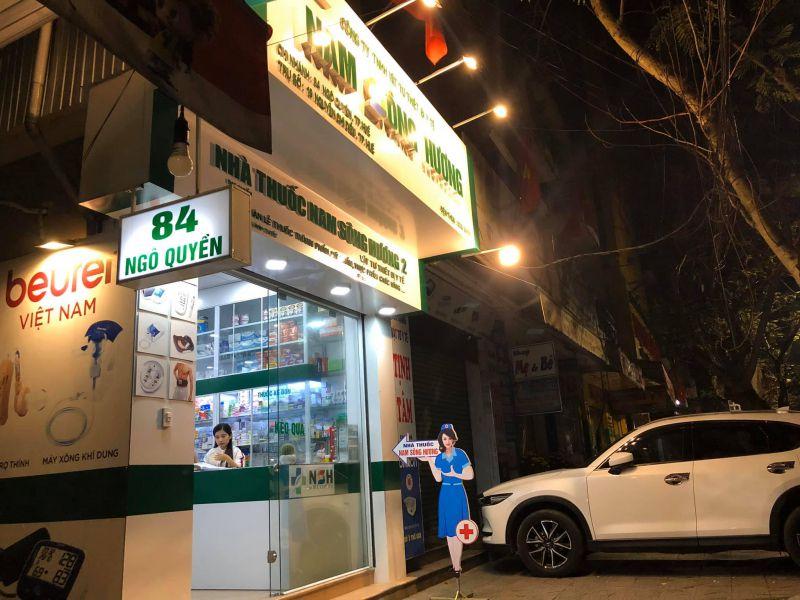 Nhà Thuốc Nam Sông Hương