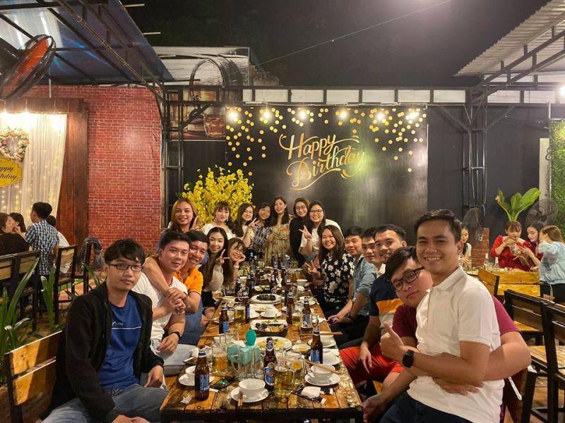 Nhà hàng AEm Beer Garden