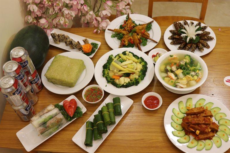 Nhà hàng chay Minh Hiển