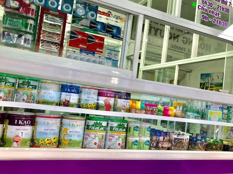 Nhà thuốc Hoàng Nguyệt
