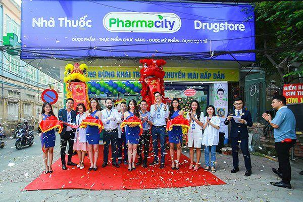 Nhà thuốc PharmaCity Hoàng Diệu