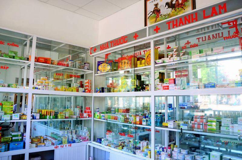 Nhà thuốc Thanh Lam