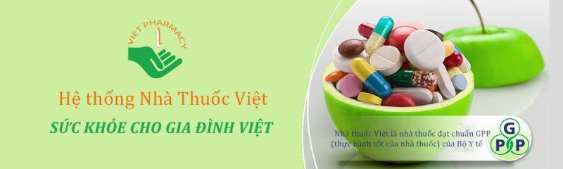 Nhà thuốc Việt số 1