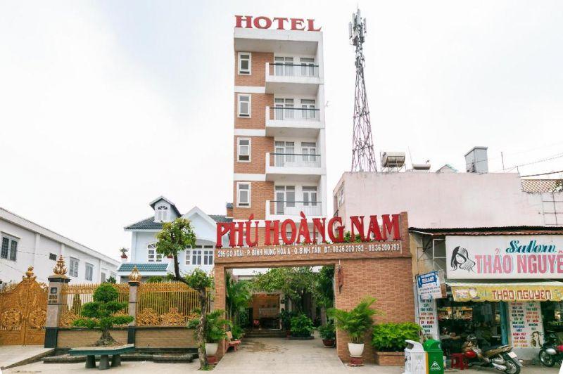 OYO 463 Phú Hoàng Nam