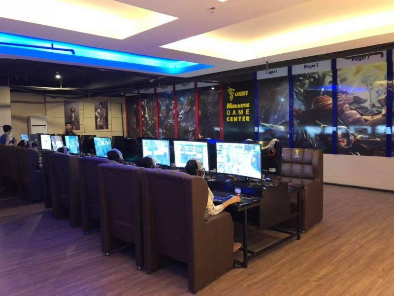 Orbit Merastis Game Center