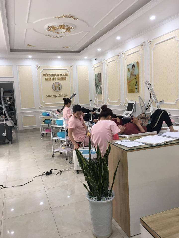 PHÒNG KHÁM DA LIỄU Bác sĩ HƯNG