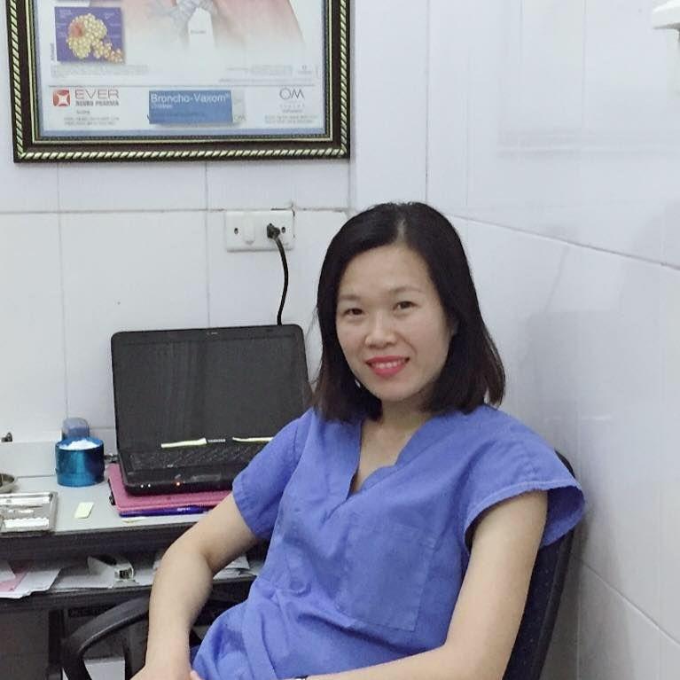PK Tai Mũi Họng 269 Quang Trung - ThsBs Đàm Thị Lan