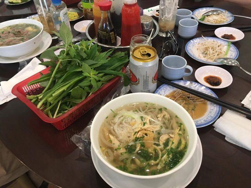 Phở Phú Hương Cò Lả