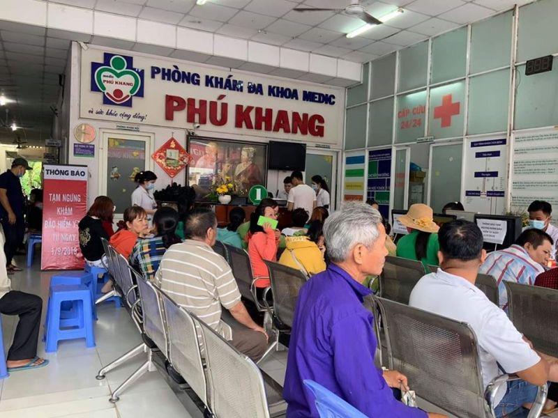 Phòng Khám Đa Khoa Medic Phú Khang