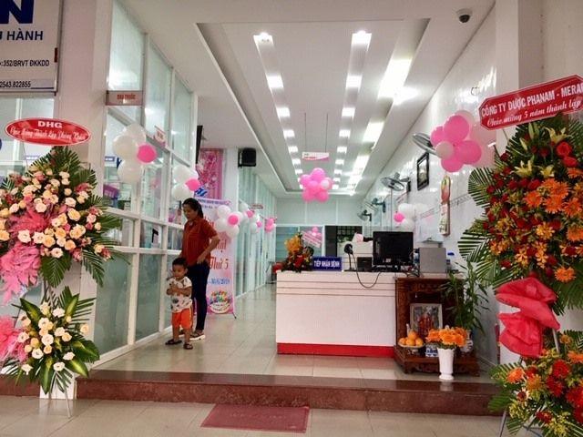 Phòng Khám Đa Khoa Nhi Sài Gòn - Khu Vực Bà Rịa Vũng Tàu