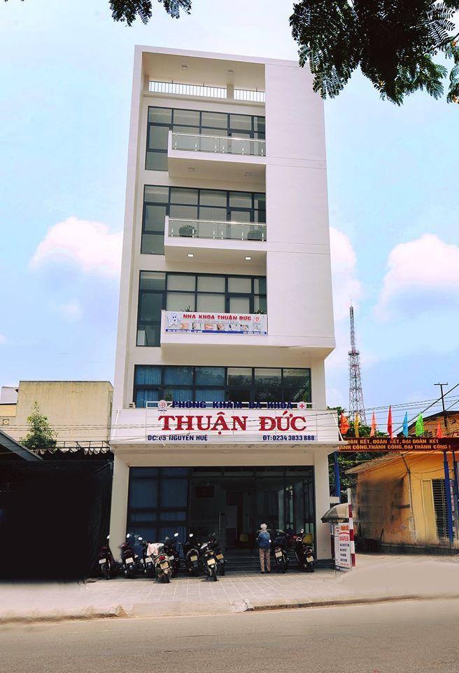 Phòng Khám Đa Khoa Thuận Đức