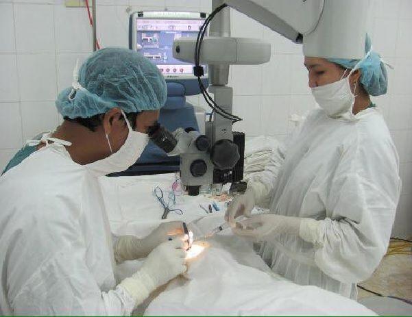 Phòng Khám Mắt thầy thuốc Lai